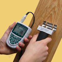 Vlhkost materiálů - přístroje a snímače
