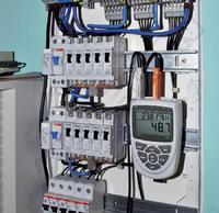 ALMEMO 2450-1R02 převodník s LCD-displejem