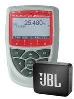 Datalogger - AHLBORN ALMEMO 202 + reproduktor JBL GO2