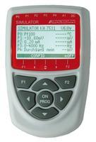 Kalibrátor AHLBORN KA 7531 - simulátor teploty, el.napětí, proudu a frekvence