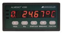 ALMEMO 4390-2 panelový měřicí přístroj s 1 univerz. vstupem
