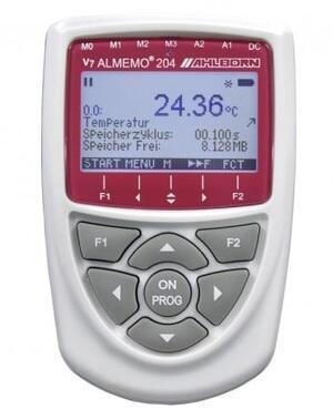 Datalogger sada - ALMEMO 204 s příslušenstvím - 1
