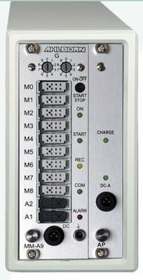 Měřicí přístroj - AHLBORN ALMEMO 8690-9A - 9 univerálních vstupů