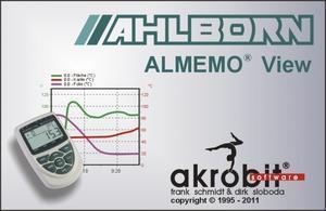 Software ALMEMO View - 1