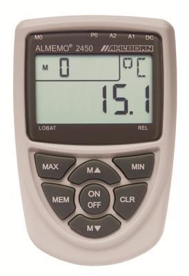 Univerzální měřicí přístroj - AHLBORN ALMEMO 2450-1L