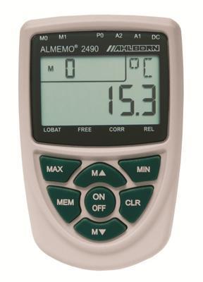 Datalogger - AHLBORN ALMEMO 2490-2L - 2 univerzální vstupy