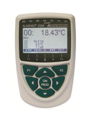 Vzduchotechnika - souprava pro měření AHLBORN ALMEMO - 1