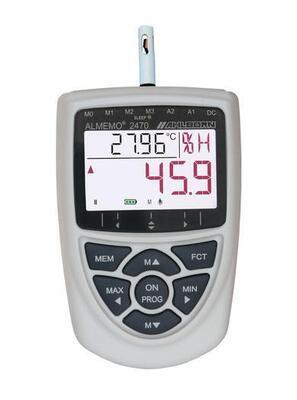 Datalogger teploty a rel.vlhkosti - AHLBORN ALMEMO MA2470-1SRH