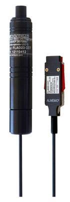 Teplota chromatičnosti a intenzity osvětlení - snímač AHLBORN ALMEMO - 1