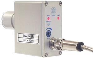 Pyrometr MAURER pro bezdotykové měření teplot KTRD 4085-1 - 1