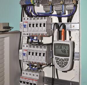 Převodník - AHLBORN ALMEMO 2490-2R02U s LCD displejem