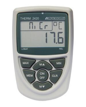 Teploměr - AHLBORN THERM 2420-1L - 1