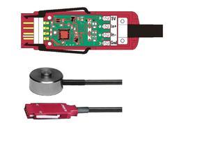 Konektor AHLBORN ALMEMO - D7 pro dynamická měření