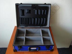 Kufr hliníkový poplastovaný ABAU 2 - 2