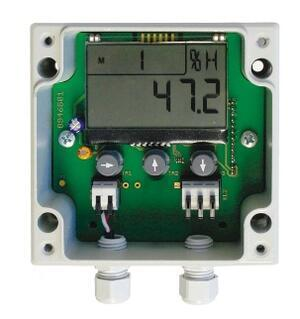 Vlhkost a teplota - snímač s převodníkem AHLBORN ALMEMO MH8D461 - 2