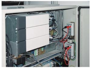 Stejnosměrné napětí - modul AHLBORN ALMEMO ZA9900AB2 - 2